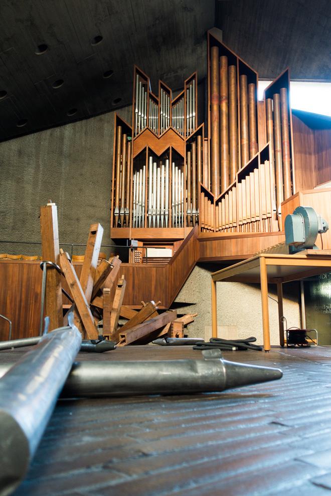 Aerophon mit Orgel 150717